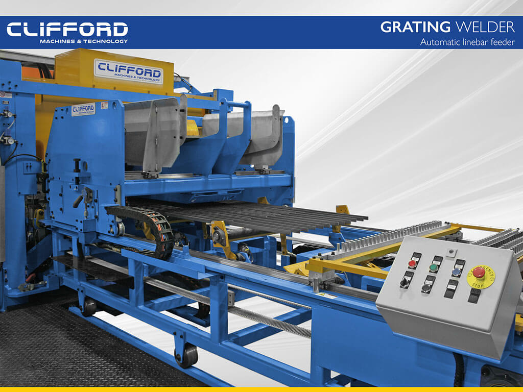 Automatic linebar feeder