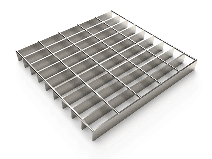 Smooth Round Grating