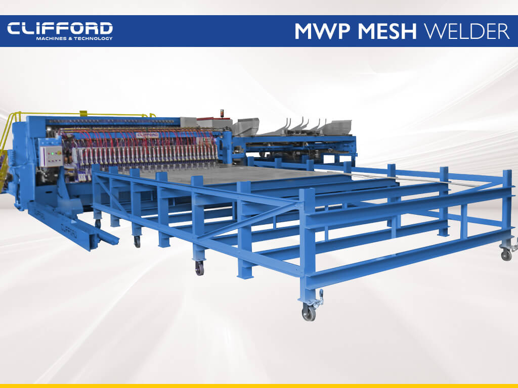 High Speed Mesh Welder MWP