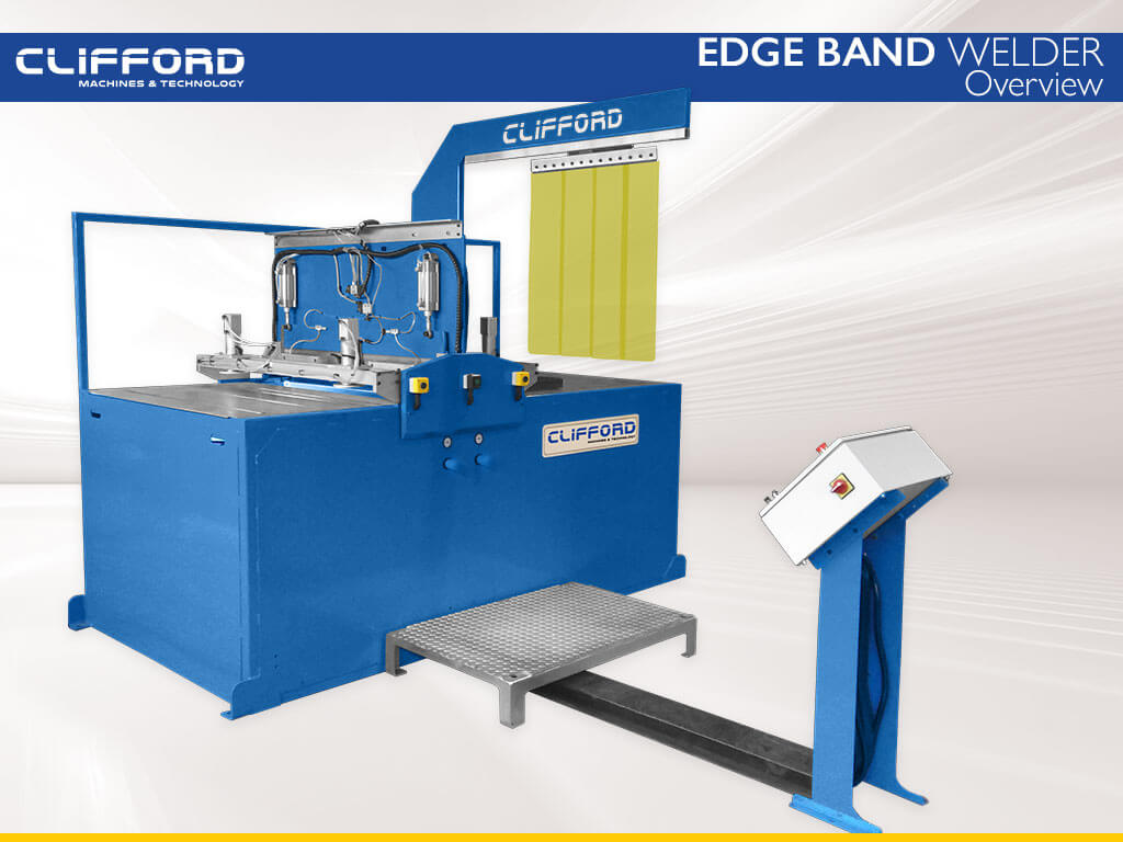 Edge Band Welder Overview