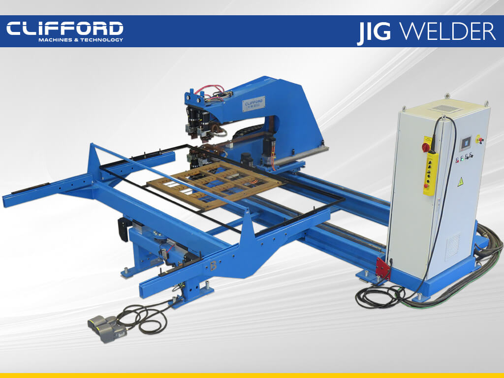 Jig Welder Overview