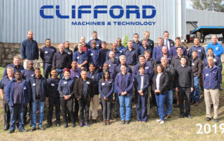 Clifford Staff - 2019