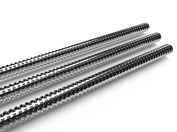 wire straightening, cutting and profiling for rebar